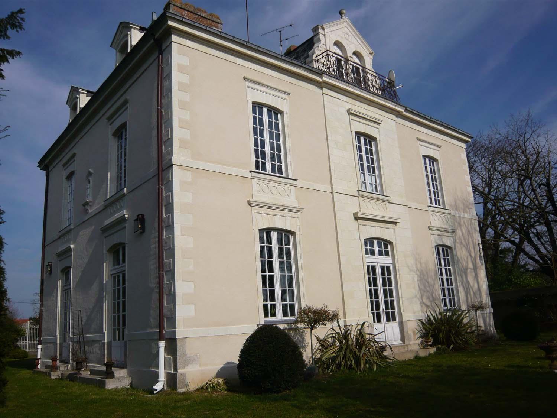 Bâtiment - Rénovation pierre de TUFFEAU CORCOUE - BRETHOME SARL Lucs sur Boulogne Vendée