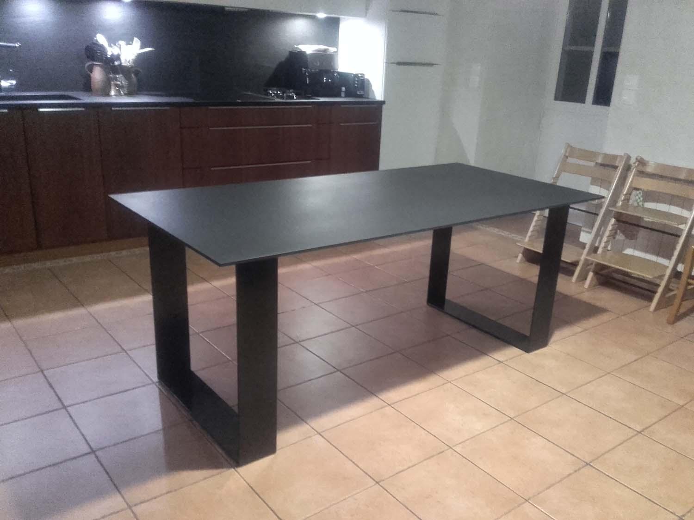 TABLE DEKTON SIRIUS LE PALLET 44 - BRETHOME SARL Lucs sur Boulogne Vendée